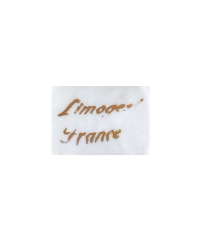 Limoges France (golden)