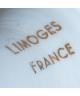 LIMOGES FRANCE (złoty)