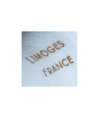 LIMOGES FRANCE (golden)