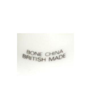 Bone China British Made