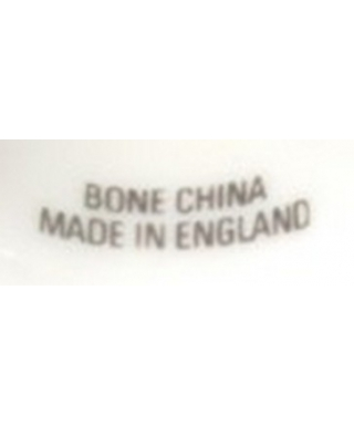 Bone China Made in England