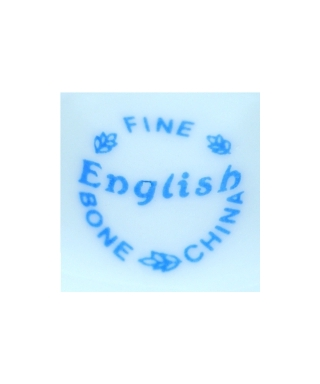 English FINE BONE CHINA