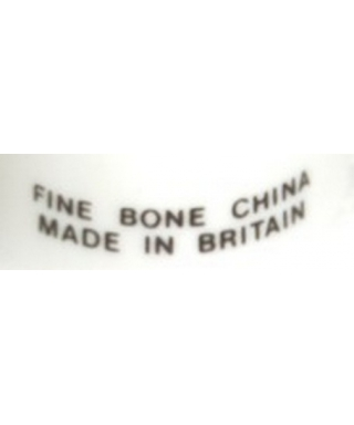 FINE BONE CHINA MADE IN BRITAIN