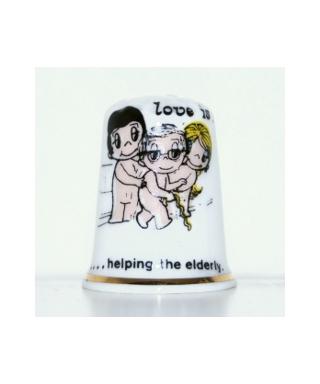 Miłość to pomoc starszym