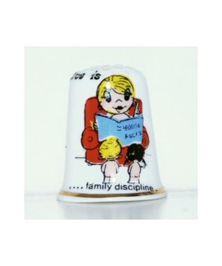 Miłość to rodzinna dyscyplina