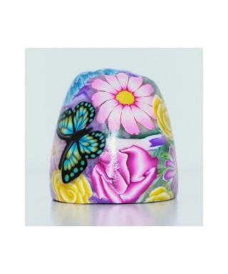 Butterfly in flowers IV