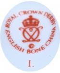 Royal Crown Derby L