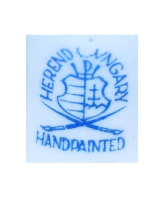 Herend (blue)