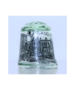 Glass from Plasencia