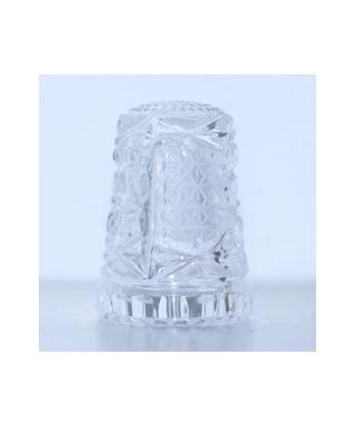 Crystal thimble