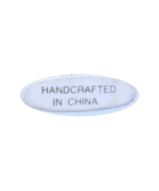 Handcrafted in China