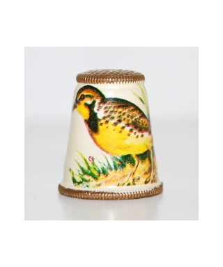 Vintage Austrian bird