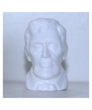 Abraham Lincoln biała wersja