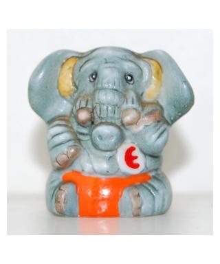E jak elephant (słoń)