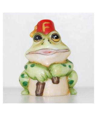 F jak frog (żaba)
