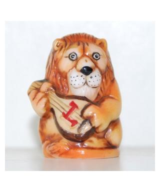 L jak lion (lew)