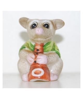 O jak opossum (opos)
