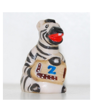 Z like zebra