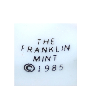 Franklin Mint 1985