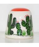Czerwony kaktus