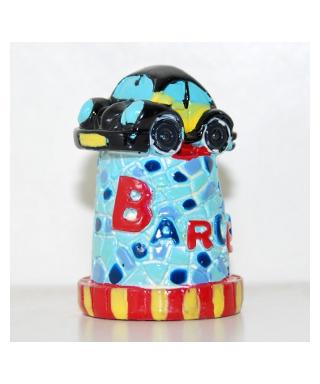 Gaudi's car