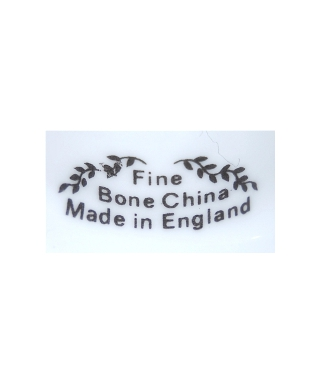 Fine Bone China Made in England