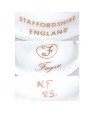 Francesca (Fagin, K Taylor), Staffordshire