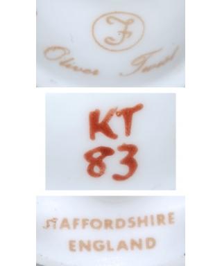 Francesca (Oliver Twist, K Taylor), Staffordshire