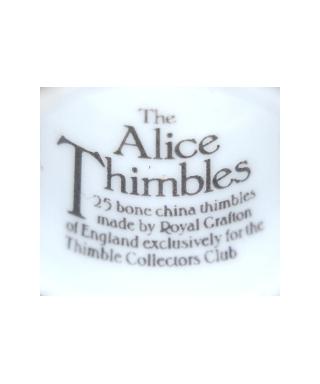 Royal Grafton - The Alice Thimbles