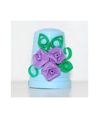 Papierowy kwiat