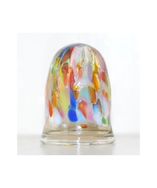 Kolorowy szklany