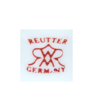 Reutter Germany (bordowy)
