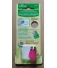 Clover (różowy elastyczny naparstek gumka) - pudełko