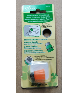 Clover (orange flexible rubber thimble) - box