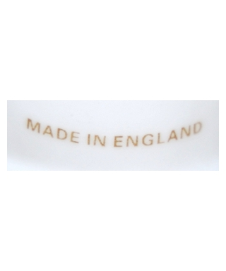 MADE IN ENGLAND (white versions)