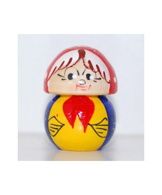 Grandmother (Ryaba the hen)