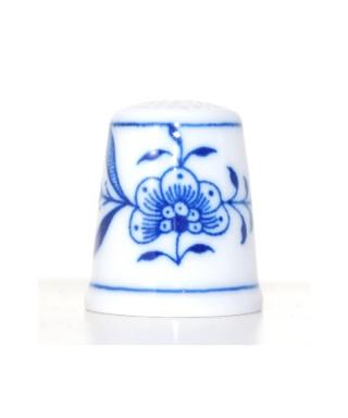 Niebieskie kwiaty Czechy