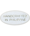 Handcrafted in Philippine