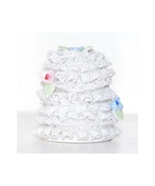 Porcelanowa koronka