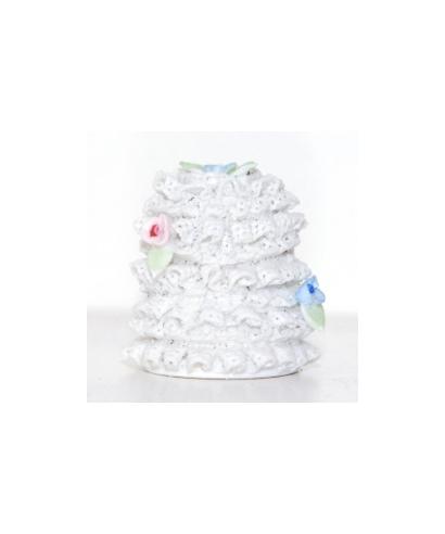 Porcelain lace