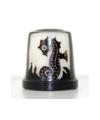 Tagua seahorse