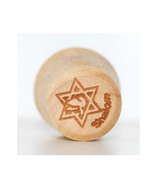 Star of David shalom