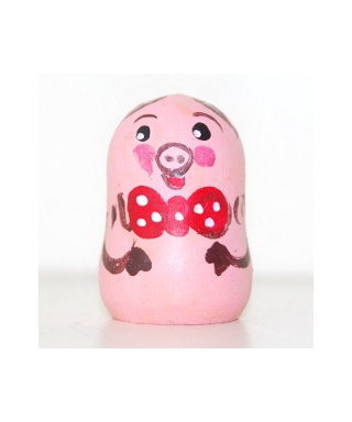 Druga świnka (Trzy małe świnki)