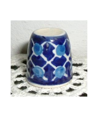 Bolesławiec blue