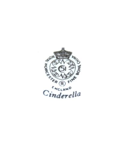 Royal Worcester Cinderella