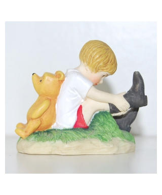 Winnie The Pooh and Christopher Robin II