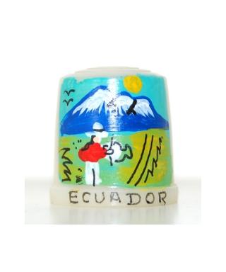 Biały z ekwadorczykiem