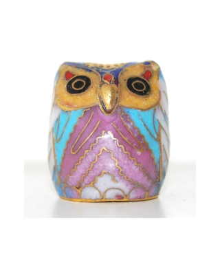 Colorful owl II