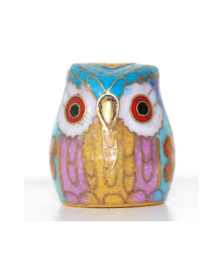 Colorful owl III