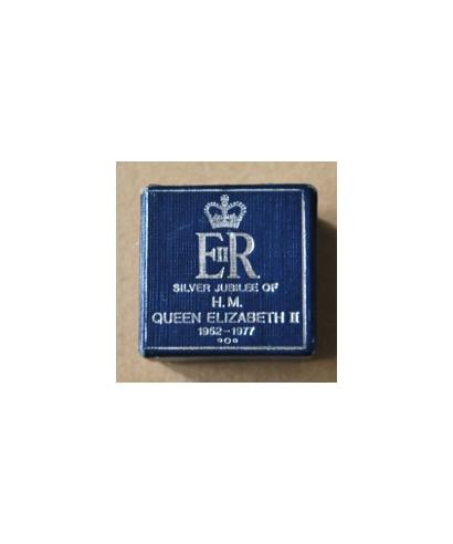 James Swann & son - box (Silver Jubilee of Queen Elizabeth II)